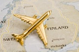 трансфер в аэропорты Финляндии